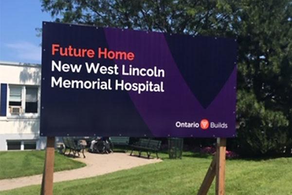 New Hospital Coming Soon